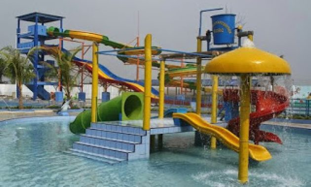 Waterpark KPRI Rahayu